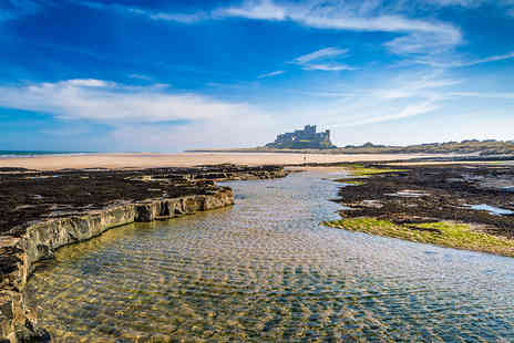 Blue Bell Hotel - One night Northumberland break for two people with breakfast, wine, cheese and late checkout - Save 0%