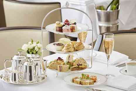 The Bentley Liverpool - Afternoon tea for two glass of Prosecco each - Save 67%