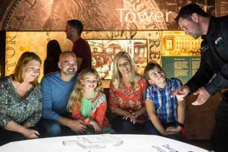 The Royal Mint Experience - Entry ticket Tour for One Child, Adult or Family of Four - Save 31%