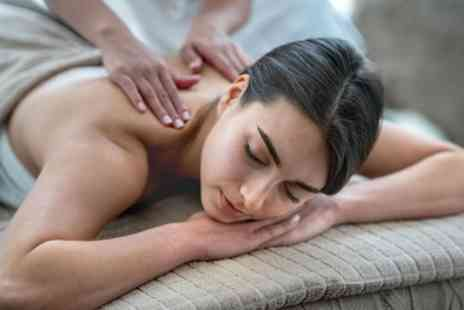 Beauty by Elin - Back, Neck and Shoulder or Full Body Massage - Save 35%