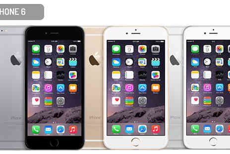 E Circuits - Apple iPhone 6, 6S, 7, 8 or X Phones with 16 to 256GB Options Choose from 5 Colours - Save 71%