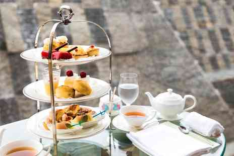 The Jolly Sailor - Afternoon tea for two with al fresco option - Save 54%