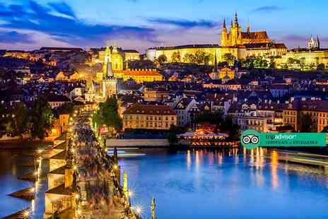 Bargain Late Holidays - Four Star Escape with a two, three or four nights getaway to Prague Now with the ability to choose your flight - Save 31%