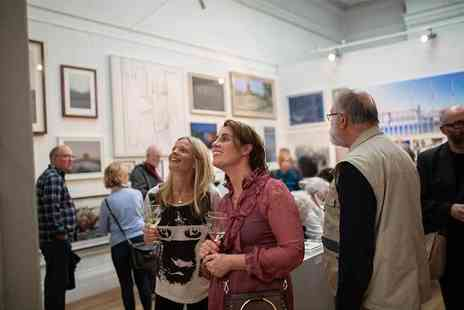 Royal West of England Academy - Ticket to Halloween After Hours Art Exhibition and a glass of Prosecco on 31st October - Save 38%