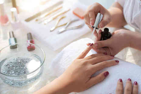 Olive and Joan Polished - Choice of a manicure or pedicure - Save 60%