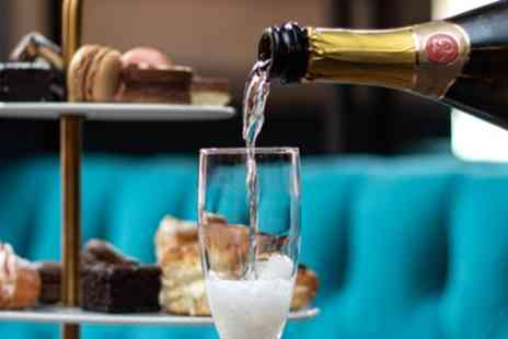 The Courthouse Restaurant And Bar - Afternoon Tea with Prosecco or Cocktail for Two or Four - Save 38%