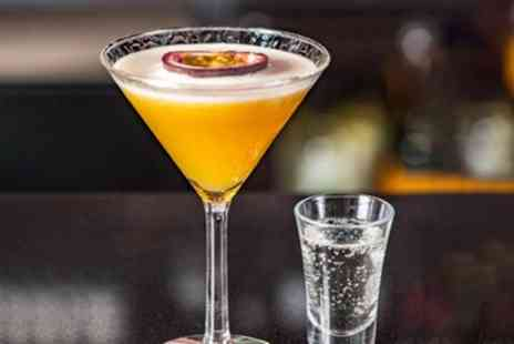 The Peacock Bar - Choice of Three or Six Cocktails - Save 60%