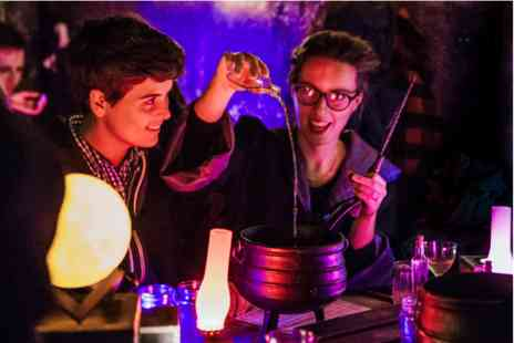 The Cauldron - Immersive Magical Cocktail Experience for Two - Save 0%