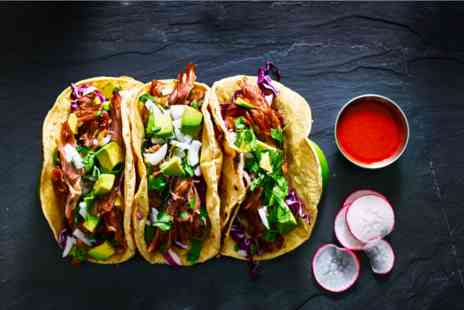 The Smart School of Cookery - Mexican and Taco Workshop for Two - Save 0%