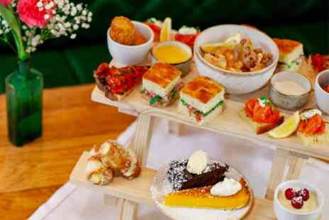 Theo Randalls Simple Italian - Italian Afternoon Tea with Aperitif for Two - Save 0%