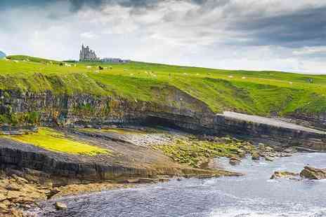 Pier Head Hotel - One night Mullaghmore stay for two including leisure access, breakfast and late check out - Save 23%