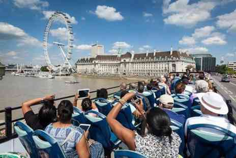 Rdgs Plc - The Original Tour London Night Tour - Save 0%