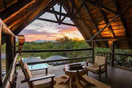 Vuyani Safari Lodge - 5 or 7 Nights with Transfers, Meals and Activities - Save 32%