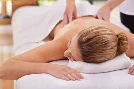 The Aesthetics Lounge - Choice of One Hour Full Body Massage - Save 63%