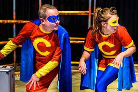 Lyric Hammersmith - A Superhero Filled Family Adventure - Save 25%