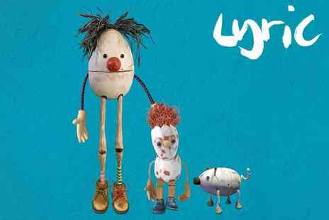 Lyric Hammersmith - Eggs on Legs Cracking Fun Inspired by Dr Seuss - Save 25%