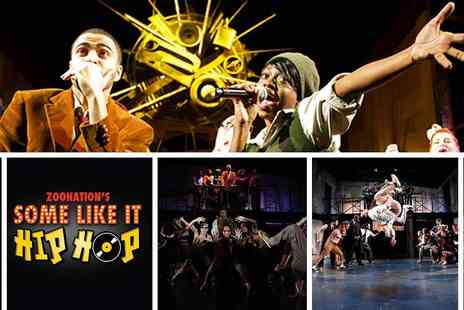 Encore Tickets - Some Like It Hip Hop at the Peacock Theatre - Save 44%