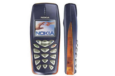 Ezy Gadgets - Nokia 3510i Choose from 2 Colours - Save 38%
