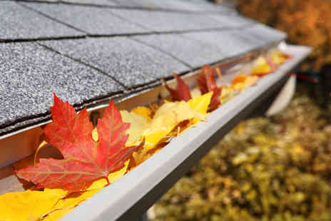 Grimeforce UK - 1 Hour gutter cleaning for a standard two story house in Manchester - Save 54%