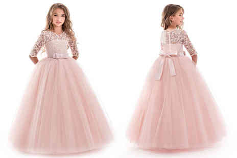 Secret Storz - Kids party princess dress - Save 74%
