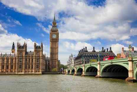 Novotel London West & Thames River Cruise - Elegant, Modern Hotel and River Cruise Experience for two - Save 0%