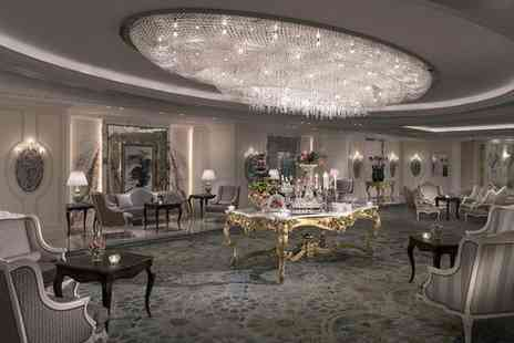 Shangri La Bosphorus - Luxury Collection Enchanting Hotel with Chandelier Accented Rooms - Save 53%