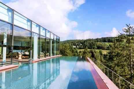 Hotel Saltus - Four Star Eco Hotel Suspended Above the Tree Tops with Unlimited Spa Access - Save 45%