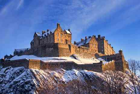 Courtyard by Marriott Edinburgh - Four Star City Centre Stay nearby Fairytale Castle for two - Save 42%