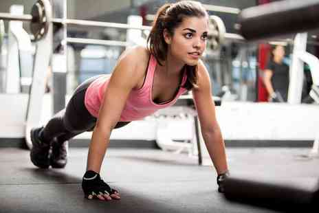Firehouse Fitness - Months gym membership - Save 77%
