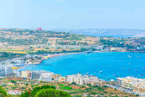 Cheap Cost Travel - Four Star Escape with a two, three or four nights getaway to Malta Now with the ability to choose your flight - Save 0%