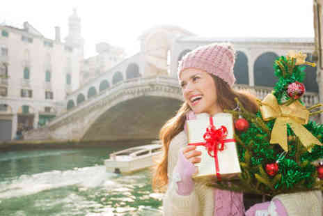 Crystal Travel - Two nights Italian Christmas Market break with return flights - Save 53%
