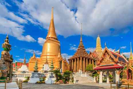 Weekender Breaks - Seven nights Bangkok and Pattaya getaway with transfer between destinations and return flights - Save 22%