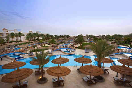 Super Escapes Travel - Seven nights all inclusive Hurghada holiday with return flights - Save 26%