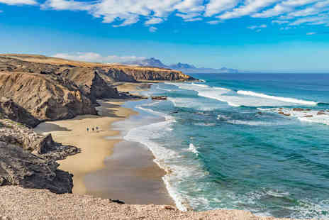 Super Escapes Travel - Three nights all inclusive Fuerteventura beach break with return flights - Save 21%