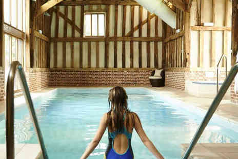 The Gainsborough Health Club and Spa - Pamper Me spa experience for one person with four hour spa access and a choice of 30 minute massage - Save 59%