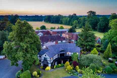 Thatchers Guildford - Overnight stay for two people with breakfast, two-course dinner and bottle of wine - Save 40%
