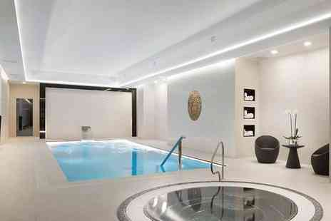 M by Montcalm - Spa experience for one person including two treatments, two hour spa access, bubbly and a £10 voucher - Save 54%