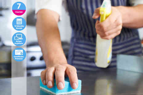 The Training Terminal - Level two food hygiene and safety online course - Save 67%