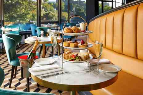 Mercure Edinburgh Princes Street - Afternoon tea for two people - Save 53%