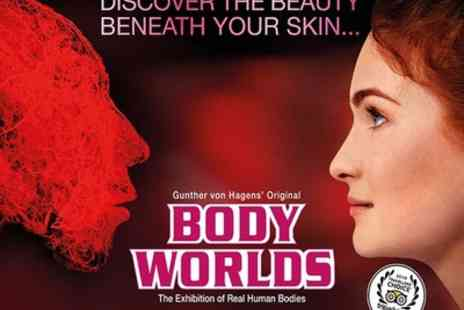 The London Pavilion - 32% Off tickets to see Body Worlds London - Save 32%