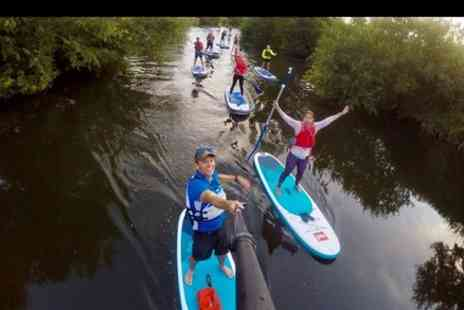 Discover Paddling - Bristol Paddleboarding Tour - Save 0%