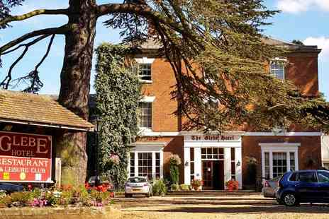 The Glebe Hotel Barford - Three course Sunday lunch for 2 in Georgian hotel - Save 44%