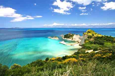 Corfu Palma Boutique Hotel - Four Star Design Hotel Amidst Lush Gardens for two - Save 70%