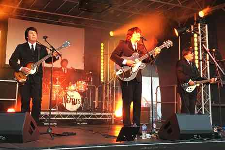 The Nest Wilmslow Ltd - One ticket to Mobberley Big Night Out with The Pretend Beatles - Save 29%