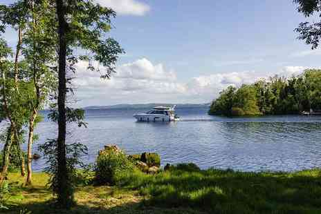Lusty Beg Island - Overnight Irish island stay for two people - Save 0%