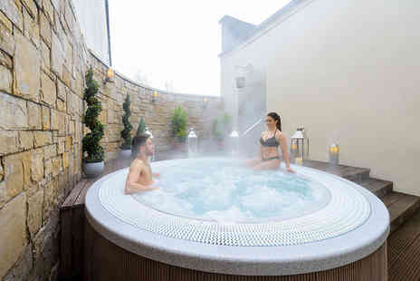 The Hillgrove Hotel & Spa - Winter warmer spa package for two people including two 25 minute treatments each and two hour thermal suite and hot tub access - Save 48%