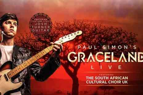 Paul Simon's Graceland Live - One price band A or B ticket  - Save 50%