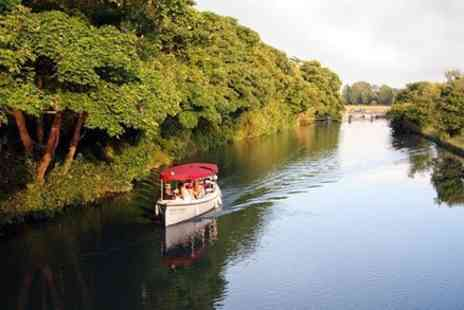 Oxford River Cruises Ltd - Oxford Sightseeing River Cruise Including Picnic - Save 0%