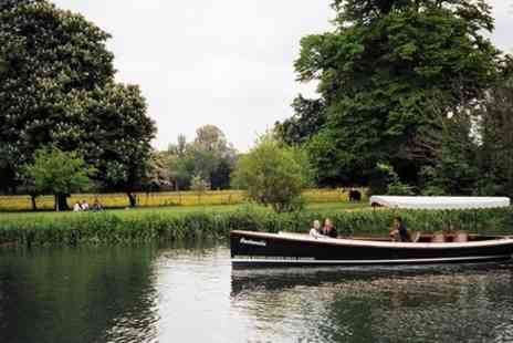Oxford River Cruises Ltd - Oxford Sightseeing River Cruise Along The University Regatta Course - Save 0%