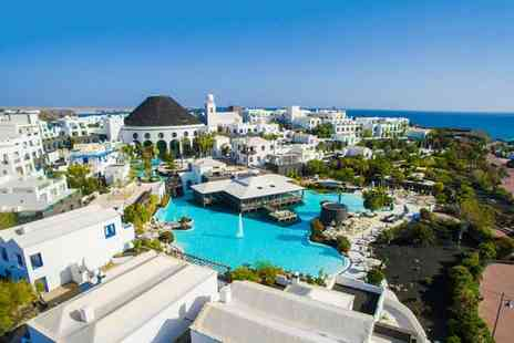 Hotel The Volcan Lanzarote - Five Star Opulent Sea Facing Resort Nearby the Marina - Save 69%